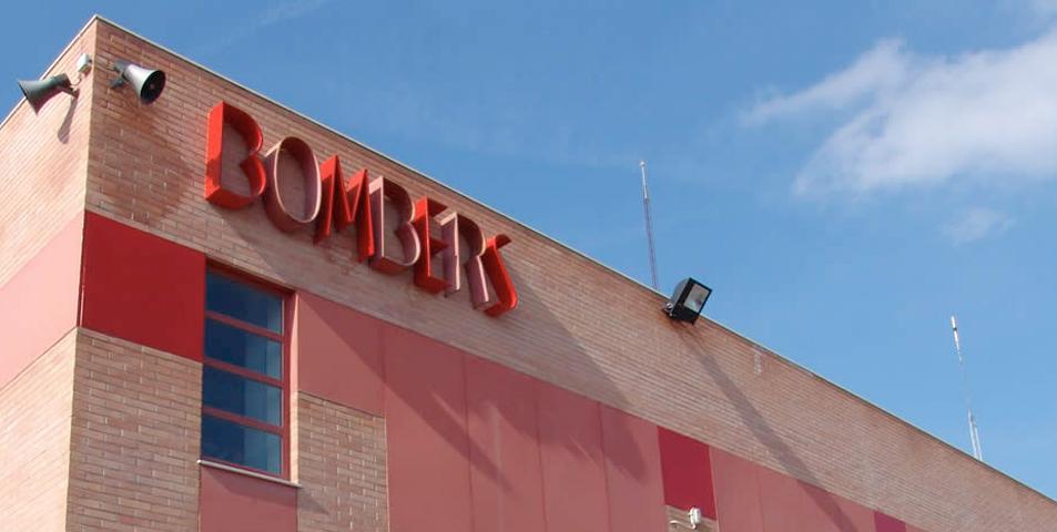 Bombers Consorci Provincial de valencia - Parques