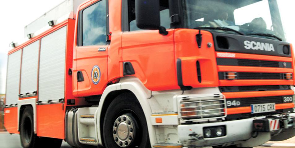 Bombers Consorci Provincial de valencia - vehículos