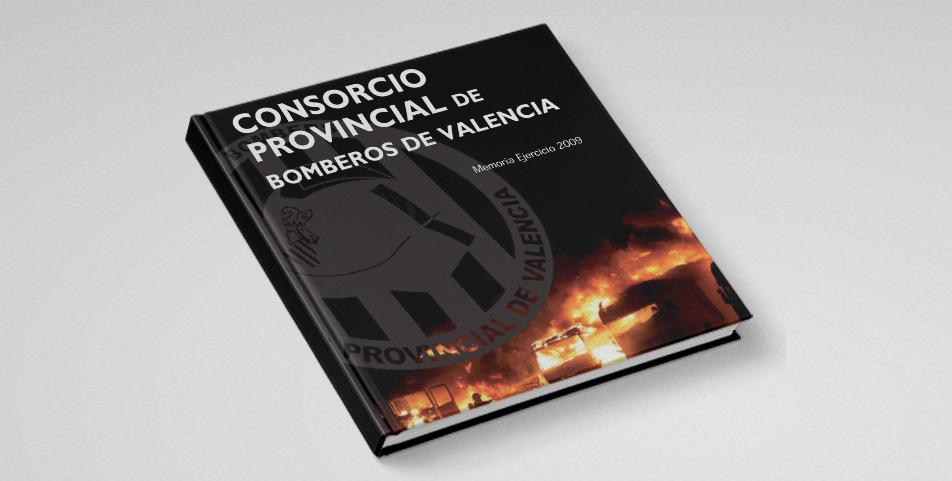 Consorci Provincial de Bombers de València - Memòria exercici 2009